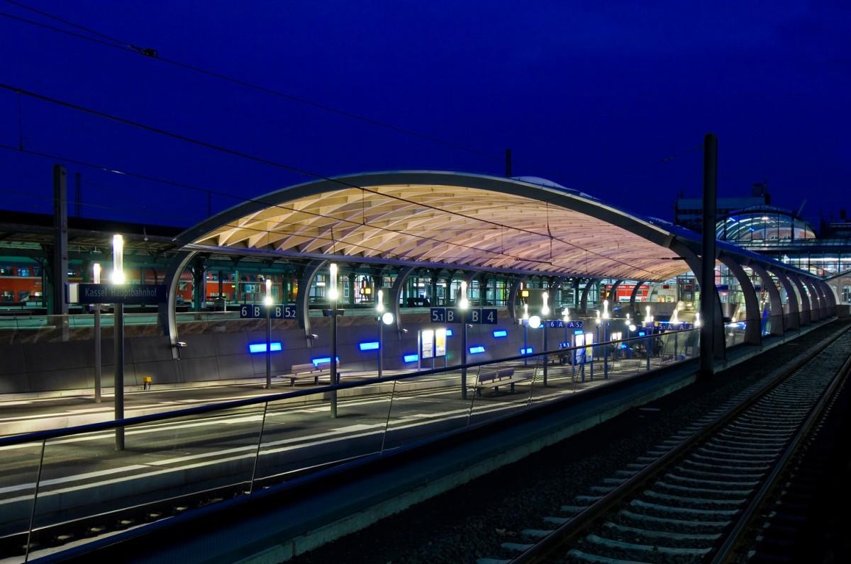 Integration der Regiotram in den HBF Kassel bauforumstahl eV