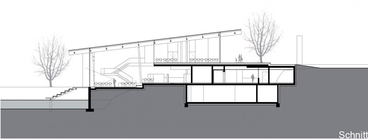 adidas mitarbeiterrestaurant stripes herzogenaurach bauforumstahl e v. Black Bedroom Furniture Sets. Home Design Ideas