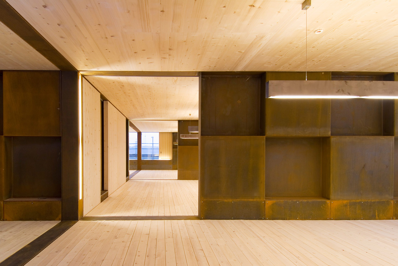 das junge architekturb ro hiendl schineis architektenpartnerschaft aus augsburg gewinnt den. Black Bedroom Furniture Sets. Home Design Ideas